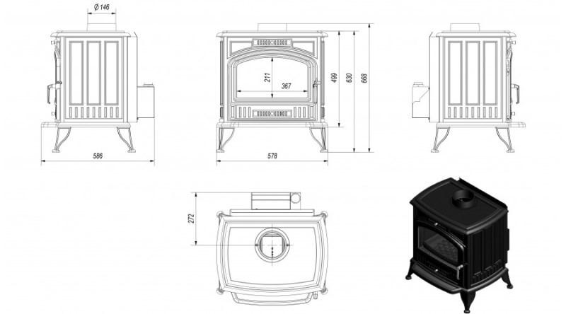 KOZA K6 Turbofan rendszerrel