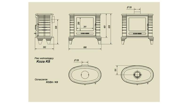 KOZA K8 ASDP rendszerrel