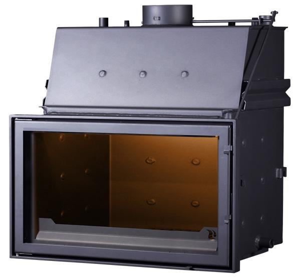Panaqua 110 30kw zárt külső levegőcsatlakozással