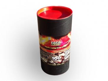 Begyújtós kocka 100 db-os