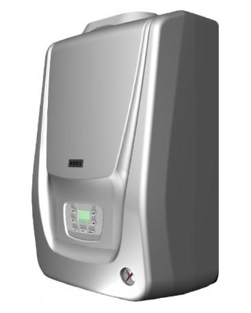 Viadrus K4 kondenzációs fali kombi gázkazán 33 kW