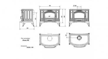 KOZA K9 Turbofan rendszerrel