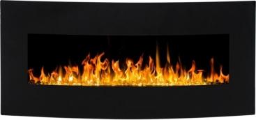 Malins villany tűztér fekete több méretben