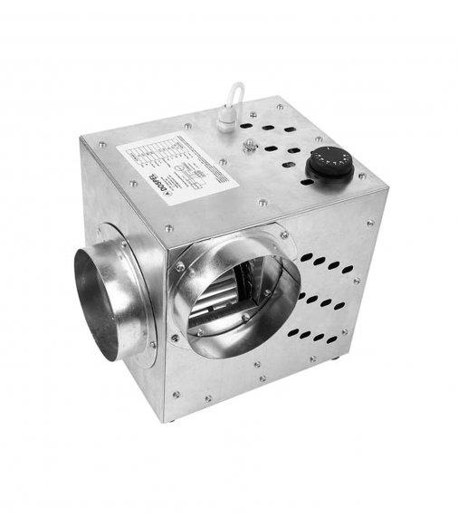 Ventilátor 511 LM3/h 0 125 mm
