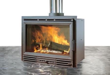 Ecostar  légfűtéses kandalló tűztér
