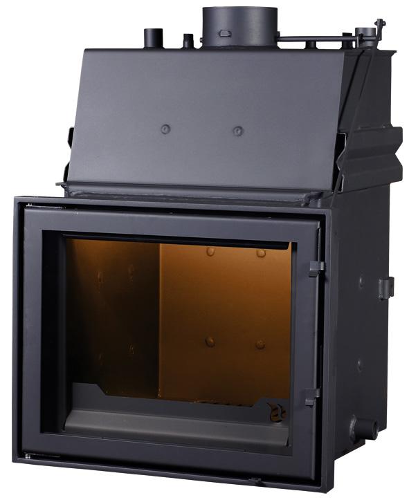 Panaqua 15 zárt külső levegőcsatlakozással