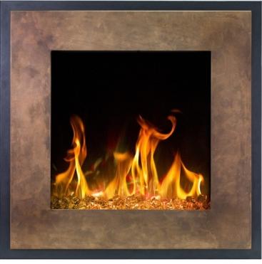 Bronz 2 színben (Villany tűztér)
