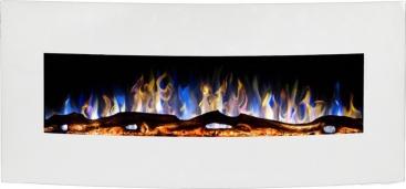 Malins villany tűztér fehér több méretben